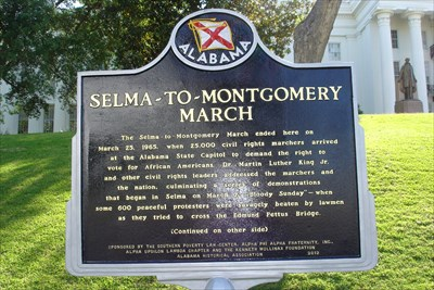 Selma to Montgomery March, 50 Years Later - Biography.com