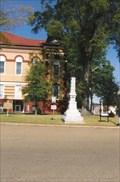 Image for The Confederate Monument - Trenton, TN