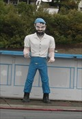Image for Muffler Man; Hayward, CA