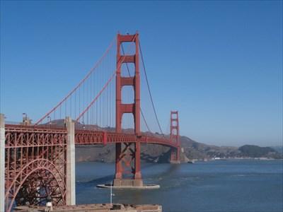 Golden Gate - San Fransisco, CA