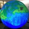 Image for Earth Science Building Globe - Pasadena, CA