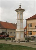Image for Sundial, Neveklov, Czech Republic