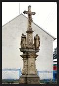 Image for Crucifixion Statuary - Cervenka, Czech Republic