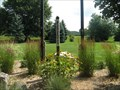 Image for Linear Park Peace Pole - Reed City, MI.