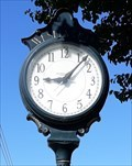 Image for Wesleyville Clock - Wesleyville, PA