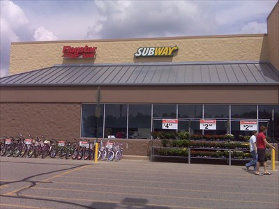 Subway 21400 Perry St Big Rapids Mi Subway Restaurants On