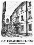 Image for The house 'U Zlatého melounu'  by  Karel Stolar - Prague, Czech Republic