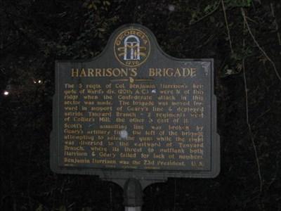 060-40A, Harrison's Brigade