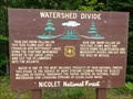 Image for Great Lakes - Mississippi Watershed Divide - Chequamegon-Nicolet National Forest, WI, USA