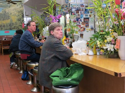 Pane 3, New Village Cafe, San Francisco, California