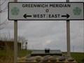 Image for Patrington, Humberside Meridian Marker