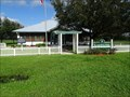 Image for FIRST - School and ONLY - remaining building of the original community of Owens, Florida, USA
