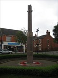 Image for Wolverton Great War Memorial- Bucks