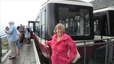 Snowdon Summit - Mountain Railway