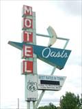 Image for Historic Route 66 - Oasis Motel - Tulsa, Oklahoma, USA