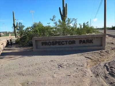 Prospector Park - Apache Junction, Arizona