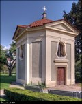 Image for Kaple Sv. Terezie z Avily / Chapel of St. Theresa of Avila - Vojanovy sady (Prague)