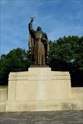 Image for Father Marquette statue - Gary, IN