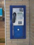 Image for Payphone / Telefonní automat - ulice Kodádkova, Vodnany, okres Strakonice,  CZ