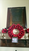 Image for Memorial Plaque - St Paul - Gorsedd, Flintshire, Wales