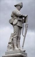 Image for Boer War Soldier - Shrewsbury, Shropshire, UK.