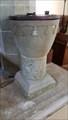 Image for Baptism Font - St James - Ansty, Wiltshire