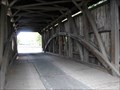 Image for The Willows Covered Bridge - Paradise (Soudersburg), PA