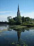 Image for St. Alban's Church - Copenhagen, Denmark