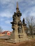 Image for The Holy Trinity Column - Chlumín, Czech Republic