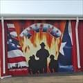 Image for TVFD Mural - Tulia, TX
