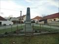 Image for Combined World War Memorial - Vlastec, Czech Republic