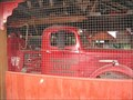 Image for 1941 White Fire Truck - Rossland Museum - Rossland, BC