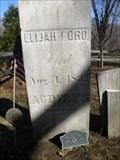 Image for Elijah Ford
