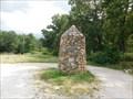 Image for KS/OK/MO Border WPA Monument - Quapaw, OK