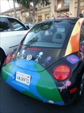 Image for Painted VW Bug - Sunnyvale, CA