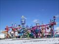 Image for BIGGEST:  Splash - Cowabunga Water Play Structure - Draper Utah