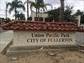 Image for Union Pacific Park - Fullerton, CA