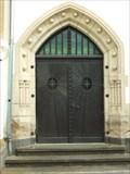 Image for Doorway of Katholische Pfarrkirche St. Johannes der Täufer in Adenau - RLP / Germany