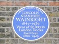 Image for Lincoln Stanhope Wainright - Wapping Lane, London, UK