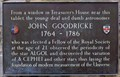 Image for John Goodricke & 3116 Goodricke Asteroid - Minster Yard, York, UK
