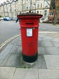 Image for Victorian Post Box - Crossfield Road, London, UK