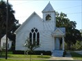 Image for White Springs Presbyterian Church - White Springs Historic District - White Springs, FL