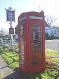 Image for Red telephone box Iden, East Sussex
