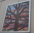 Image for Council Oak Mosaic -- Tulsa OK