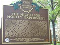 Image for The Michelson-Morely Experiement #34-18