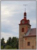 Image for TB 1501-19 Dolní Kalná, kostel, CZ
