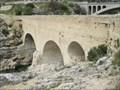 Image for Chemins de Saint-Jacques-de-Compostelle en France-  Pont du Diable Aniane/Saint-Jean-de-Fos, Hérault, Languedoc-Roussillon, ID=868 - 033