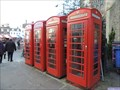 Image for Red Telephone Boxes - St Mary's Street, Cambridge, UK