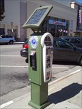Image for Post Office Solar Powered Meter - Redwood City, CA