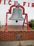 Image for Woolwich Fire Co Memorial Bell - Swedesboro, NJ